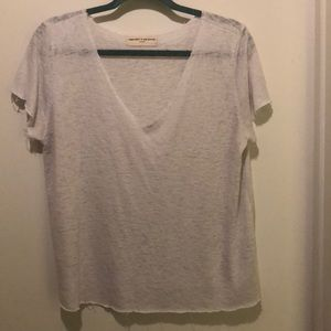 White tee from Urban Outfitters